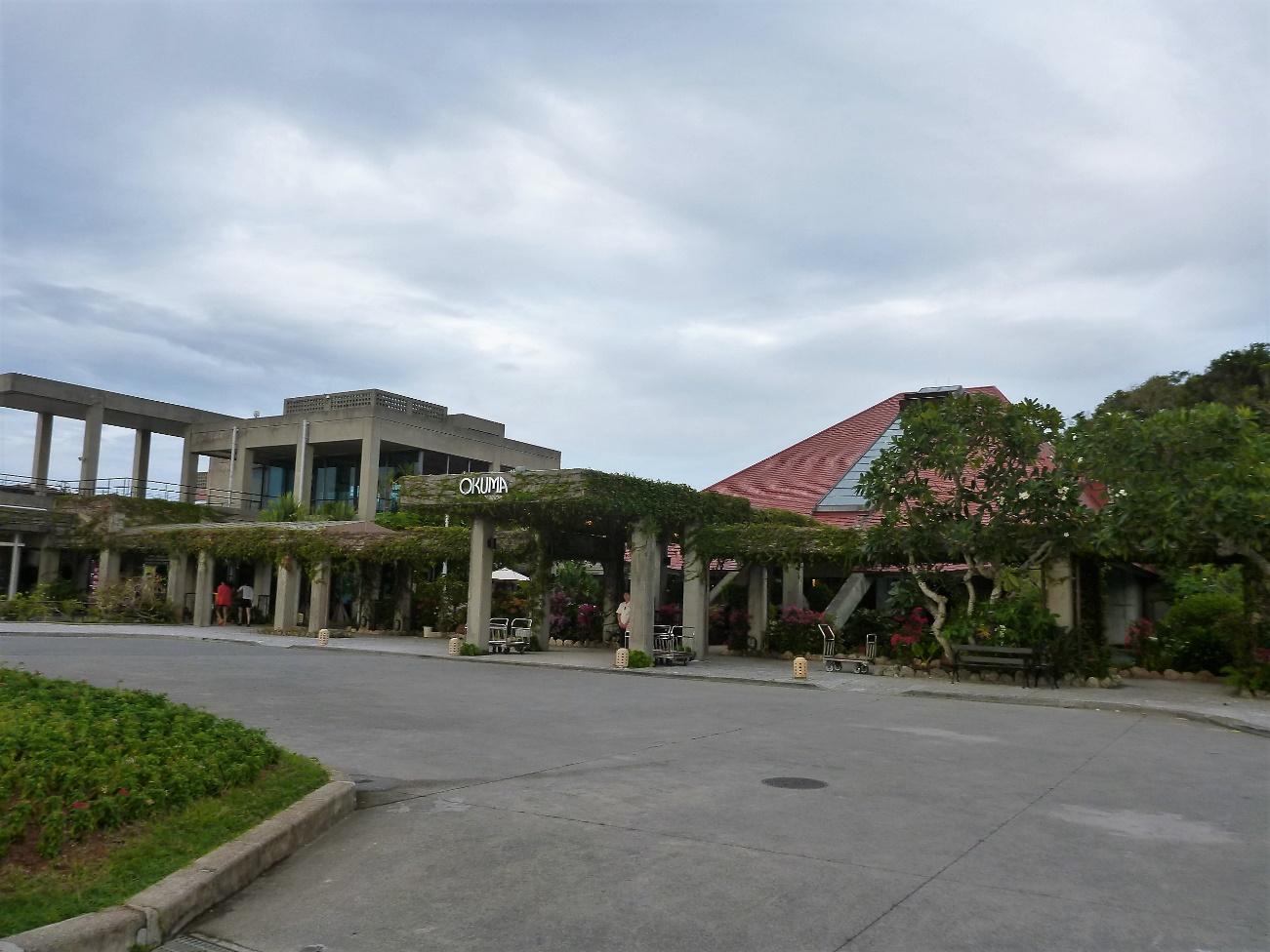 那覇空港から無料バス!オクマ・プライベートビーチ・リゾート