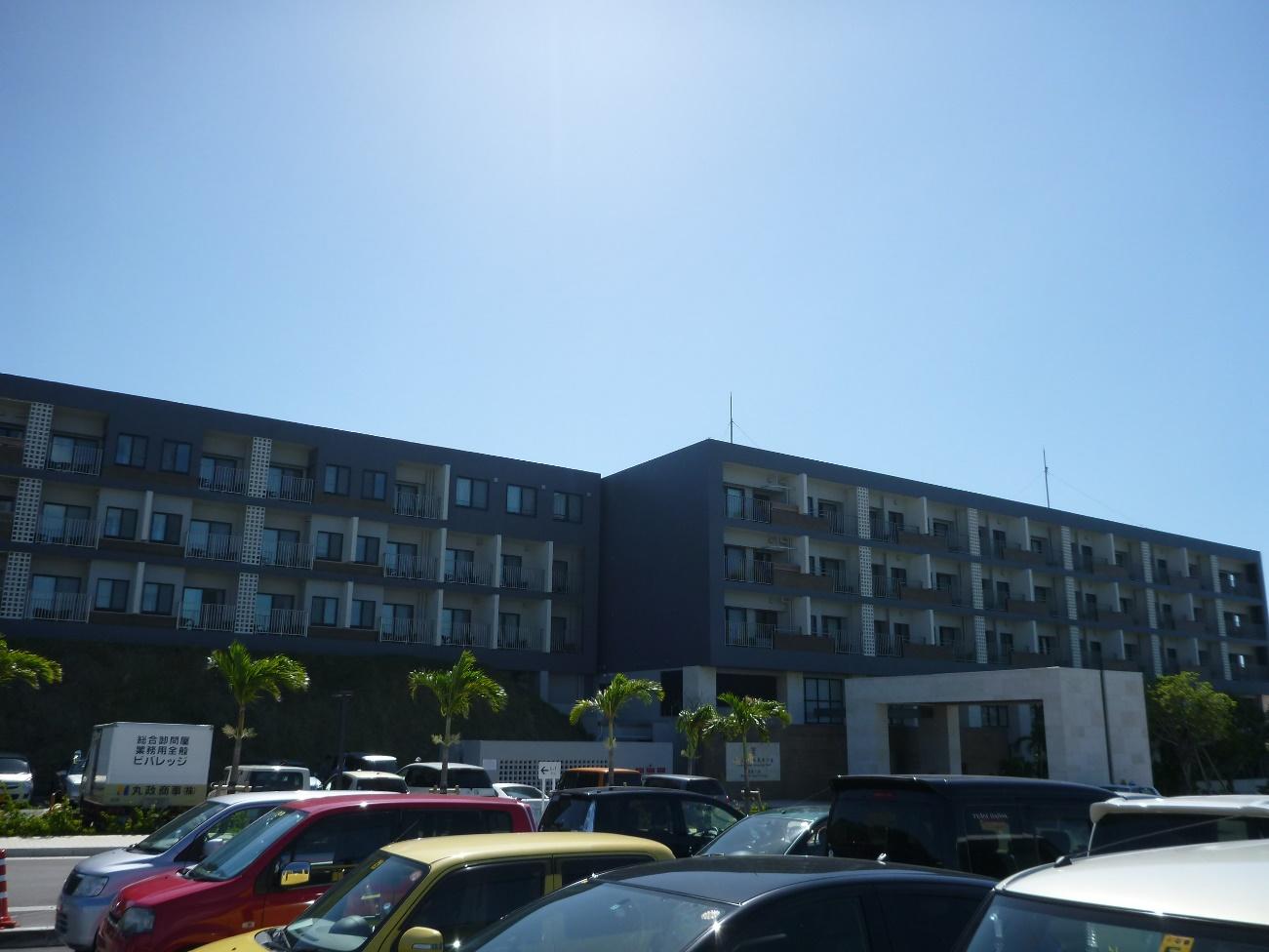 那覇空港に一番近い島に佇む 琉球温泉・瀬長島ホテル