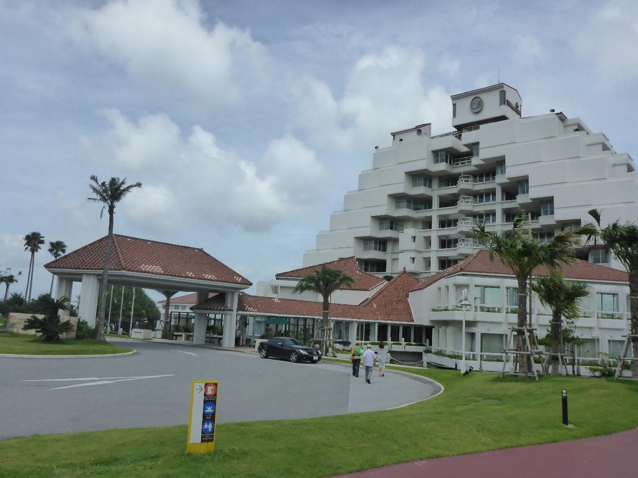 12か所しかない水質!沖縄サンマリーナーリゾート