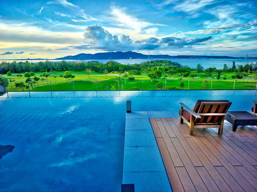人生一度は泊りたいホテル ザ・リッツ・カールトン沖縄
